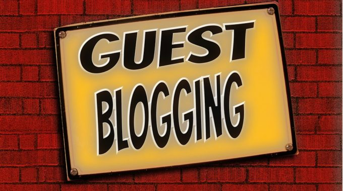 Guest Blogging: One Brick To Building A Freelance Writing Business